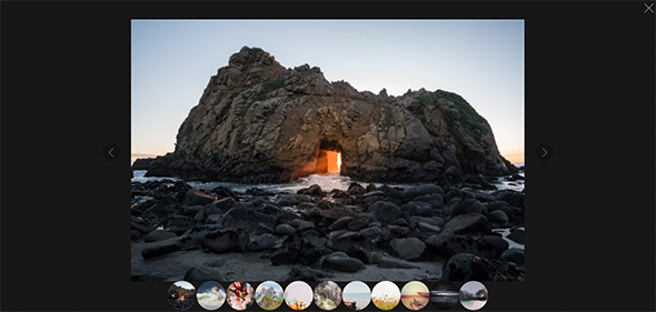 Galeria - Ultimate WordPress Album, Photo Gallery Plugin - 7
